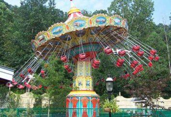 Où passer un week-end avec toute la famille? Meilleur divertissement à Krasnoyarsk