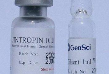 """Lek """"hormon wzrostu"""": Odpowiedź na korzystanie z niej w sporcie"""