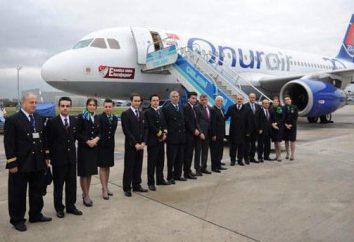 Turecki przewoźnik budżet – linia lotnicza Onur Air