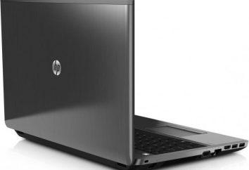 Laptop mit einer ausgezeichneten Kombination aus Preis, Leistung und Autonomie – ein Probook 4545S HP.