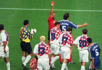 Coppa del Mondo FIFA 1998. Squadre, i punteggi