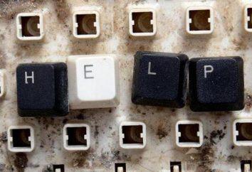 Komputer nie widzi klawiatury – Co robić?