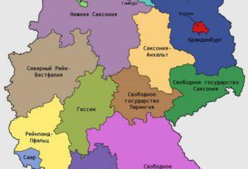 Liste der Städte in Deutschland: Ballungszentren, kleine Dörfer und alle Spaß Attraktionen der deutschen