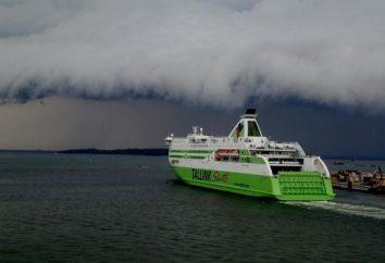 Ferry Tallinn – Saint-Pétersbourg. Croisières de Saint-Pétersbourg