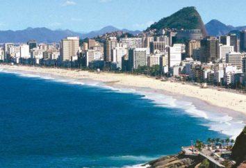 Copacabana (spiaggia): descrizione, la storia, le infrastrutture e l'intrattenimento