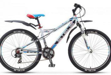 """Bicicletta """"Stealth Navigator-510"""" (Stels Navigator): panoramica, caratteristiche e feedback"""