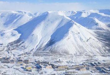 Hibiny (stazione sciistica): prezzi, recensioni e posizione sulla mappa della Russia
