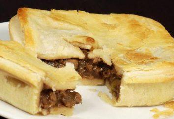 """pastel de carne en multivarka """"Panasonic"""". recetas deliciosas para todos los días"""
