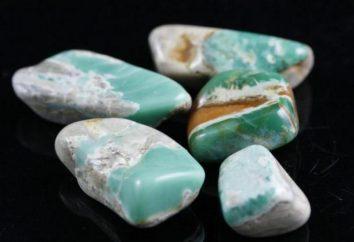 Variscite (pietra): le proprietà magiche e curative. Il significato e le proprietà di variscite pietra