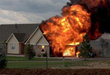 Pulizia professionale dopo l'incendio