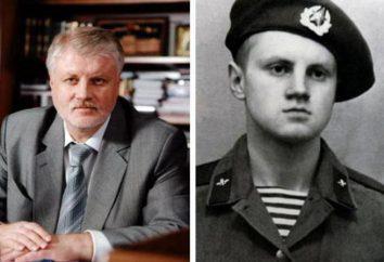 """Sergei Mironov, """"Russia Giusta"""": Una biografia del leader"""