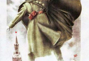 soviétique près de Moscou contre-offensive. Lancé une contre-offensive dans la bataille de Moscou