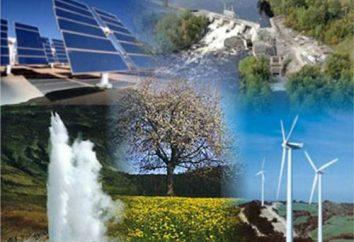 Le fonti energetiche rinnovabili. l'importanza di usare