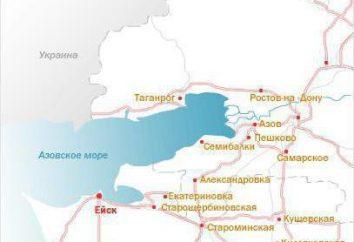 Entspannen Sie sich in der Region Rostow am Asowschen Meer – Reisetipps