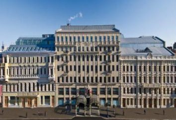 Alberghi a San Pietroburgo: i prezzi, recensioni e foto