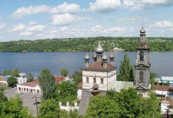 Stadt Yurievets Ivanovo Region. Yurievets: Erholung, Angeln