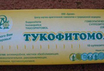 """Candele """"Tukofitomol"""": l'istruzione, prezzo e recensioni"""
