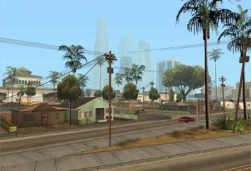 San Andreas, e le loro caratteristiche