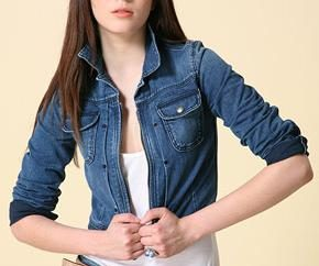 jaquetas jeans – de forma universal