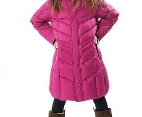 Como escolher um casaco para as meninas