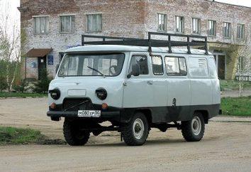 "Offroad strojenie UAZ ""bochenek"""