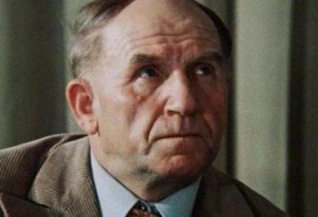 Nikolai Parfenov (aktor): biografia, filmografia, zdjęcia