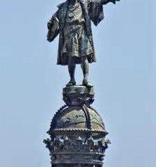 Sapete quale città è un monumento Hristoforu Kolumbu?