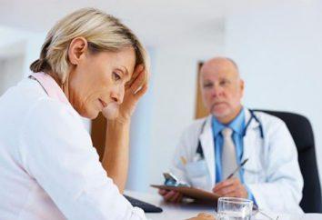 Wo über die Klinik beklagen: kennzeichnet Probe Beschwerden und Empfehlungen