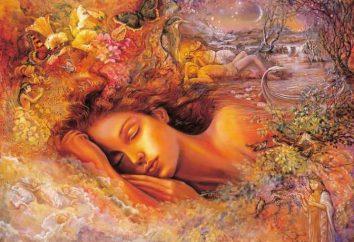 Deslizamos o livro dos sonhos: com o que sonharam as pedras preciosas?