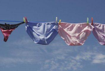 L'interprétation des rêves: qu'est-ce que vous rêvez des sous-vêtements? La signification et l'interprétation du rêve