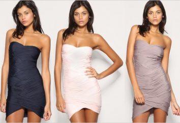 Dress-bando – tenue exquise pour une vraie dame