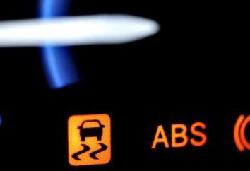 Zasada działania ABS. Przeciwblokujący układ ABS. Co to jest ABS w samochodzie?