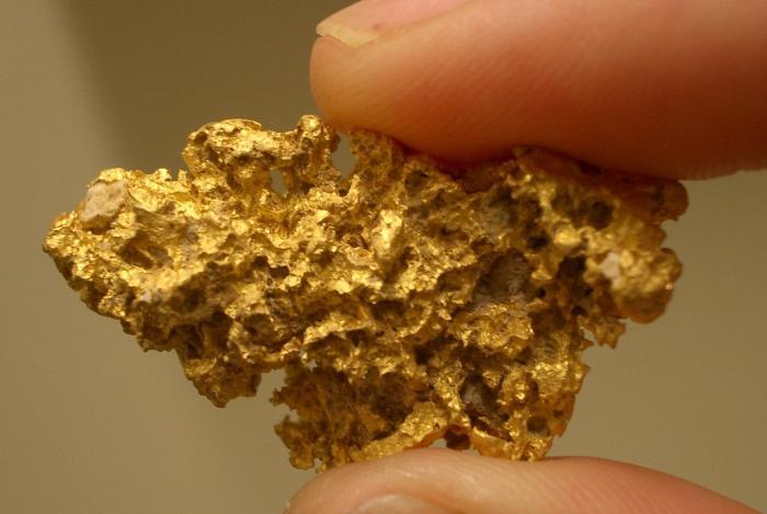 eine onze gold