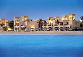 Hôtel Hilton Al Hamra Beach & Golf Resort 5 * (Emirats Arabes Unis / Ras Al Khaimah): photos et commentaires