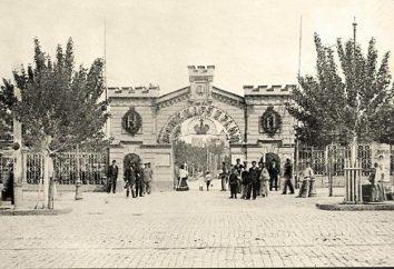 Gorky Park (Rostów nad Donem): Past and Present