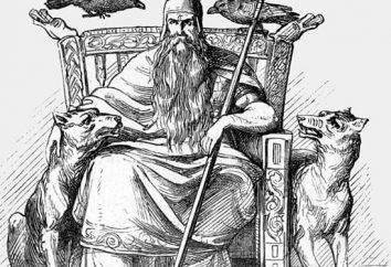 dios escandinavo Odin