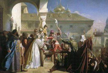 Fatal 1682 na história da Rússia