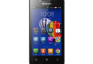 """Smartphone """"Lenovo A319"""": Bewertungen der Besitzer und der Preis"""