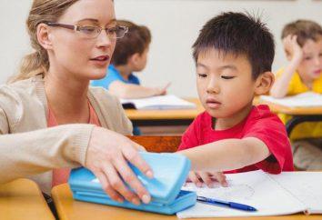 Poignée pour un élève de première année – comment choisir?