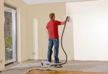 Farba elektryczny rozpylacz – niezbędnym narzędziem do malowania