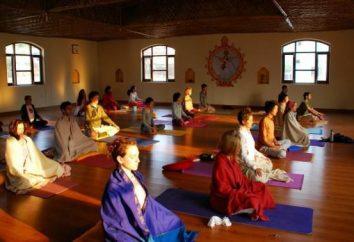 Ashram – lo que es en la India?