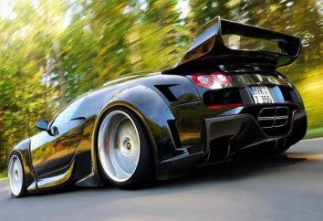 """""""Bugatti Veyron"""": spécifications techniques, prix, avis"""