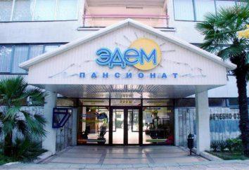 """Hotel """"Eden"""", Soczi: opinie, zdjęcia, adres"""