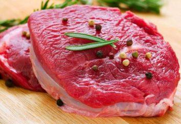 Rotes Fleisch: Das Besondere ist in diesem Produkt enthalten ist, warum ist es so viel zu sagen?