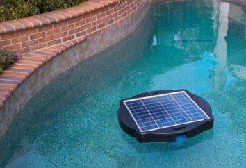 Come calore nella piscina acqua nell'apparecchio e metodi