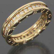 """Os anéis de casamento """"Bulgari"""" – uma manifestação de requinte, estilo e bom gosto"""