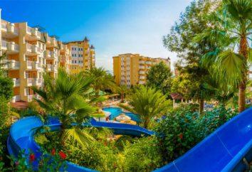 Club Paradiso 5 * (Turcja / Alanya) – zdjęcia, ceny oraz opinii turystów z Rosji