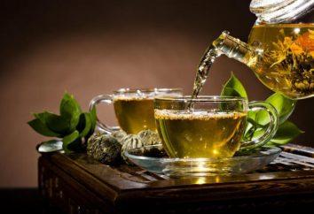 Zielona herbata powoduje zapalenie wątroby?