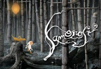 Samorost 2: walkthrough