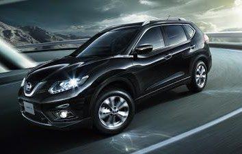 """Test Drive """"Nissan X-Trail"""" (Nissan X-Trail). Samochodów """"Nissan X-Trail"""""""